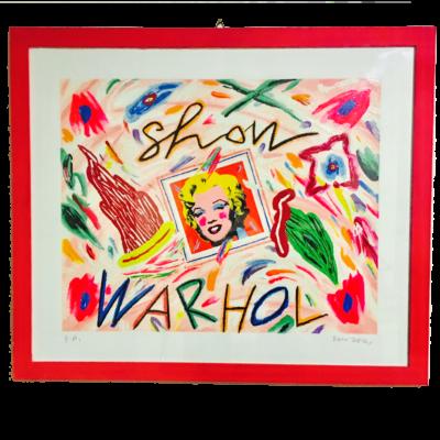 Bruno Donzelli Show Warhol