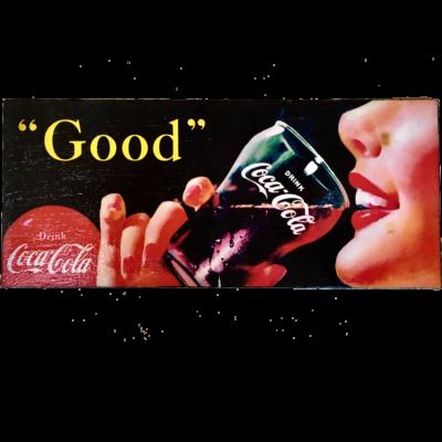 Quadretto Coca Cola Good