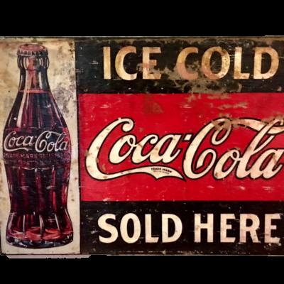 Quadretto Coca Cola I've