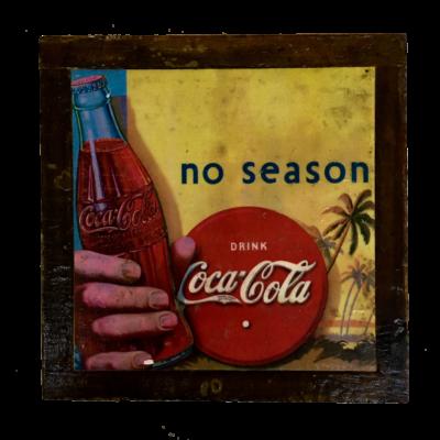 Quadretto Coca Cola No season