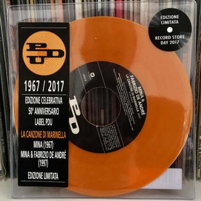 Edizione Celebrativa 50° anniversario Label PDU