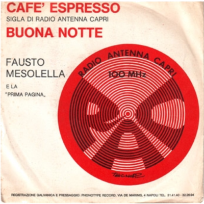 Fausto Mesolella vinile