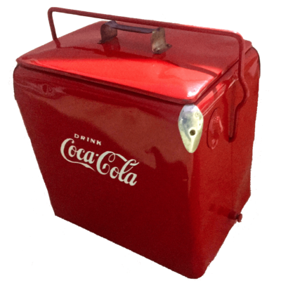 Frigo CocaCola Ice Chest