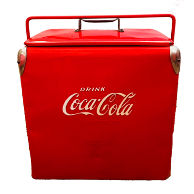 Frigo coca cola ice chest