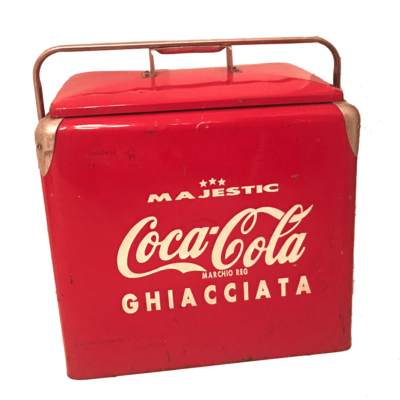 Frigo Coca Cola Ice Chest