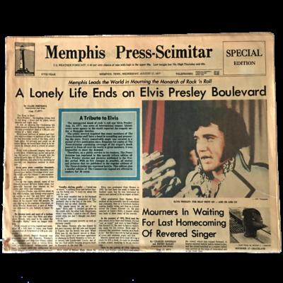 Giornale Memphis