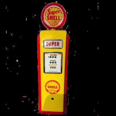Pompa di benzina USA