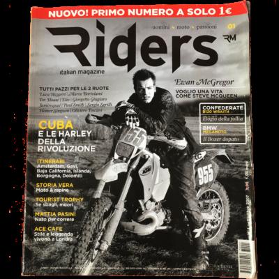 Riders Italian Magazine N.1