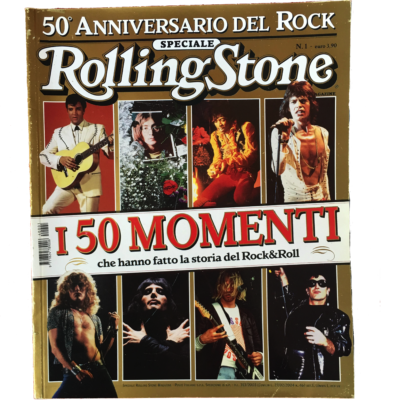 Speciale Rolling Stone n.1