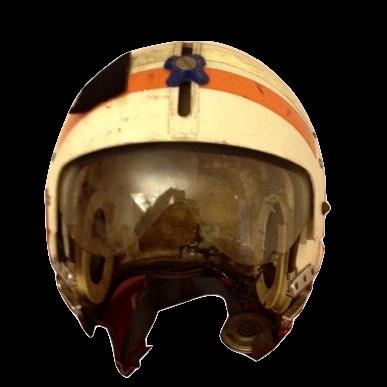 Casco da elicotterista