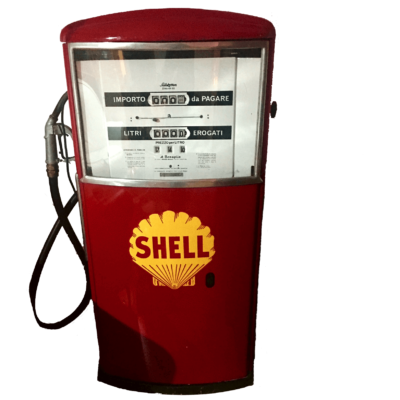 Distributore benzina Benaglia