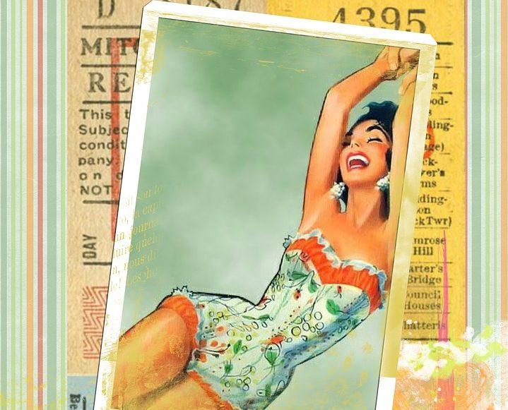moda femminile anni 50 Archives Bogys50s