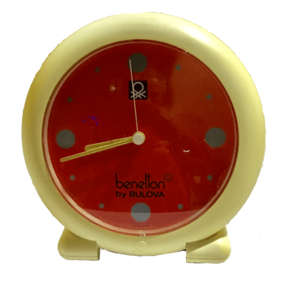 Orologio Benetton Bulova