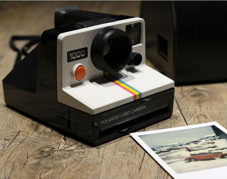 Storia della Polaroid 70 anni di un mito Bogys50s