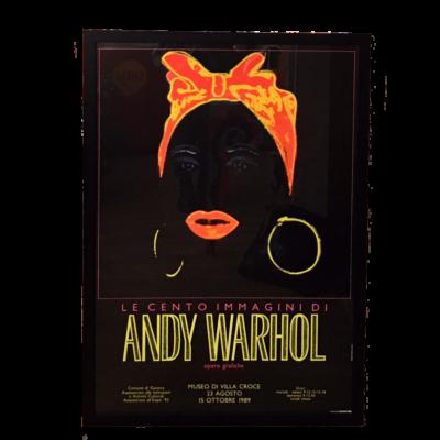 Andy Warhol 100 immagini