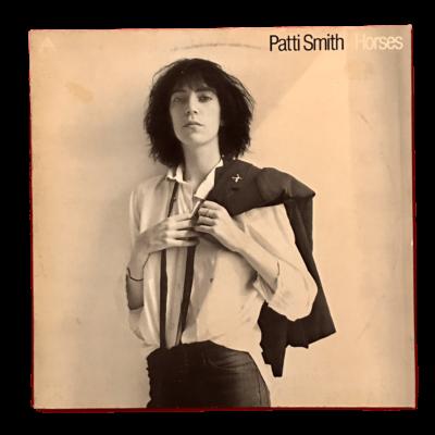 LP Patty Smith Horses