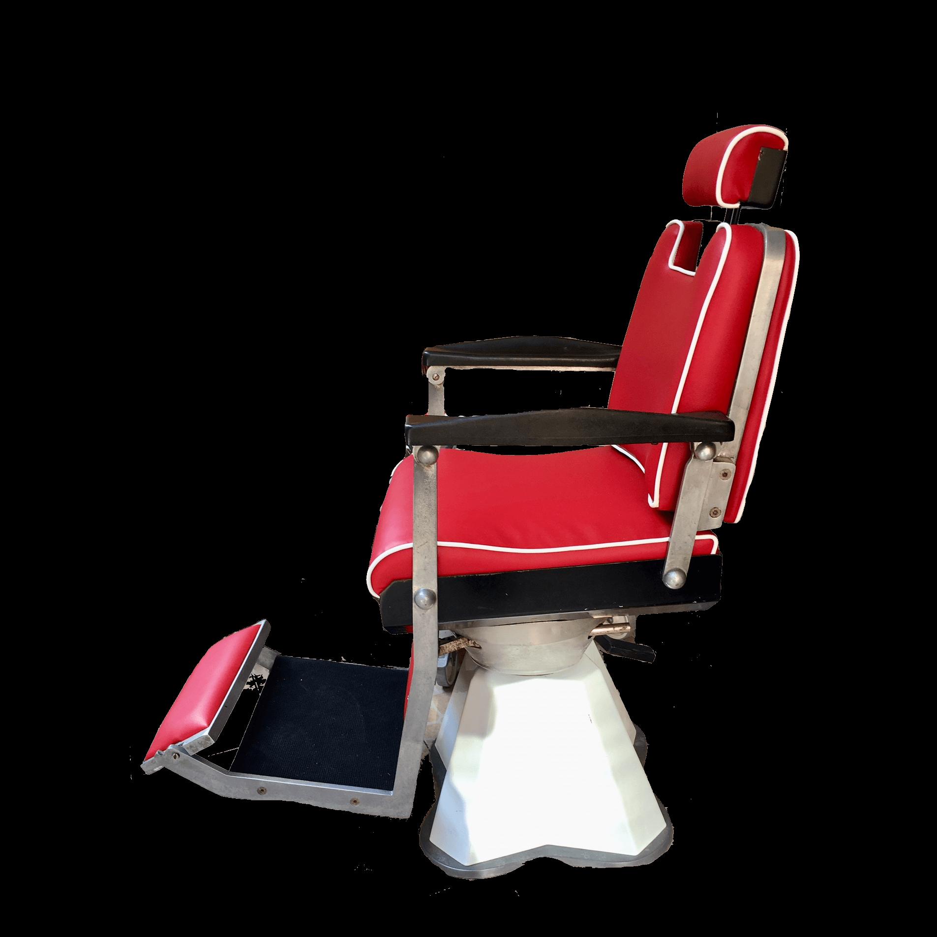 Sedia da Barbiere Jupiter - Accessori Arredo Vintage ...