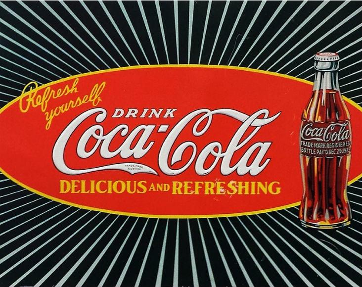 storia della coca cola